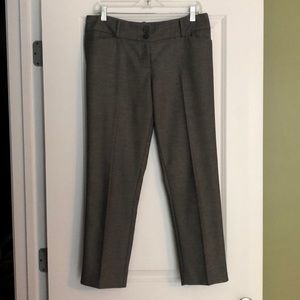 The Limited Gray Ankle Length Pants